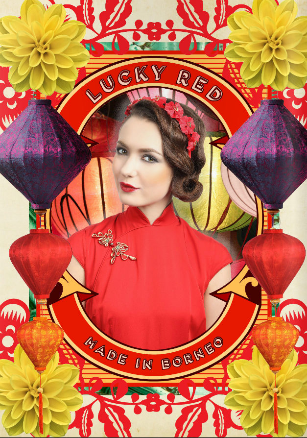 Sereni & Shentel Lucky Red