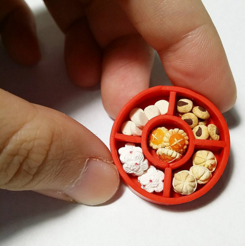 Tinypinc Miniature cookies
