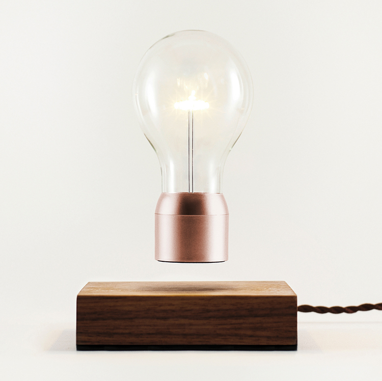Flyte Lavitating Lamp-Valentines Day Guide