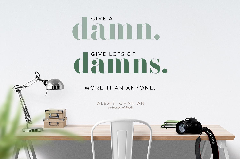 give-a-damn