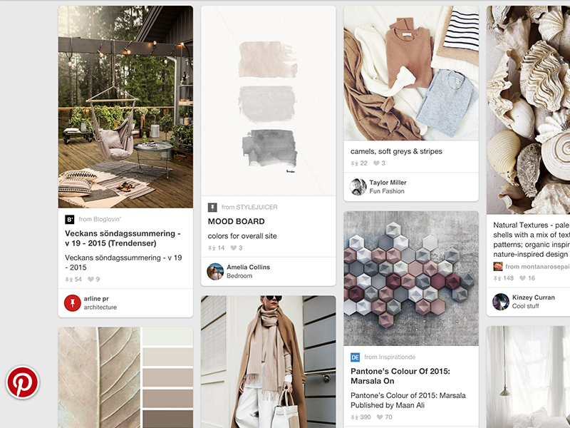 Pinterest-Creative Inspirations