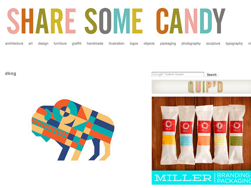 Share Some Candy-Design Inspirations