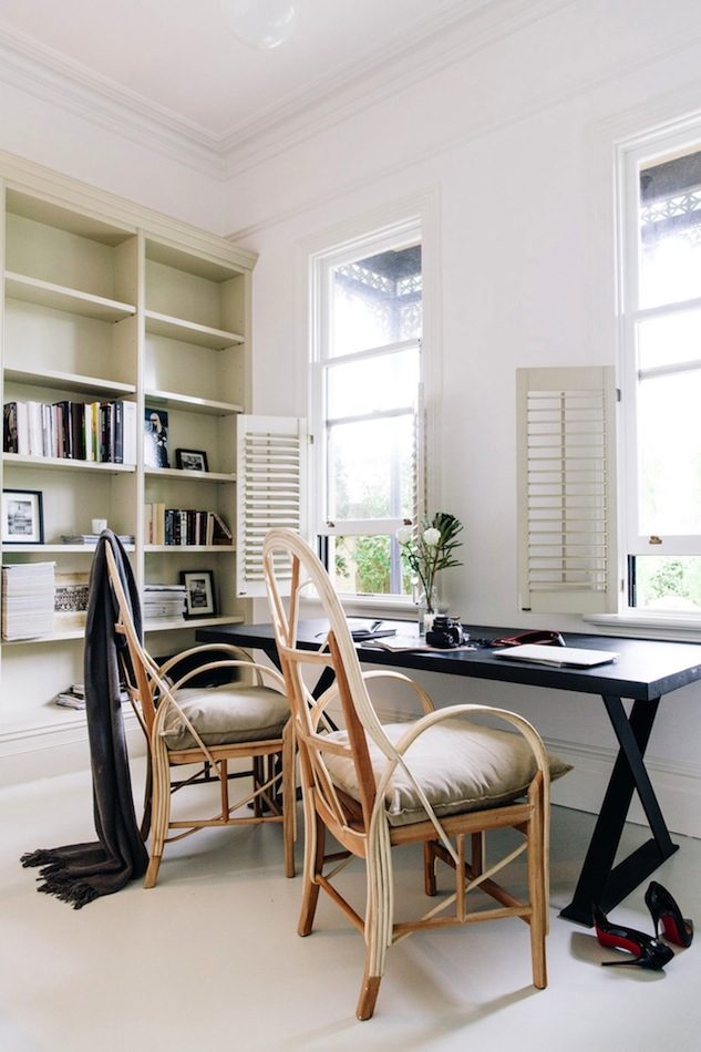blogger home offices - le fashion
