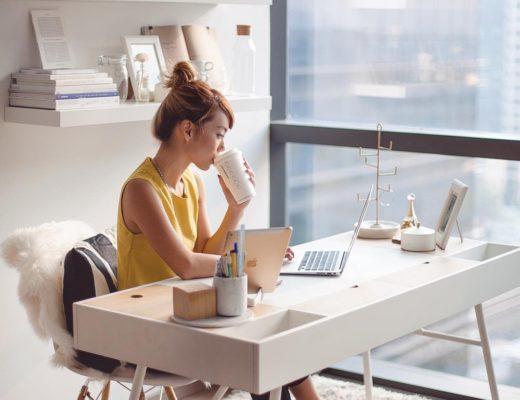 blogger home offices - dreachong