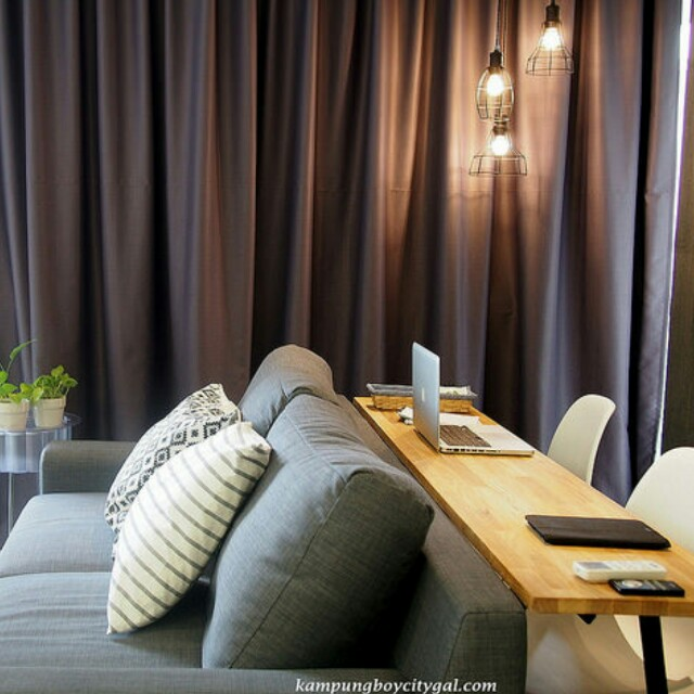blogger home office - kampungboycitygirl