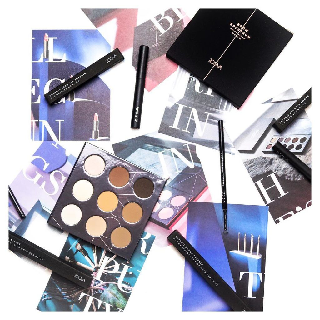 makeup collection