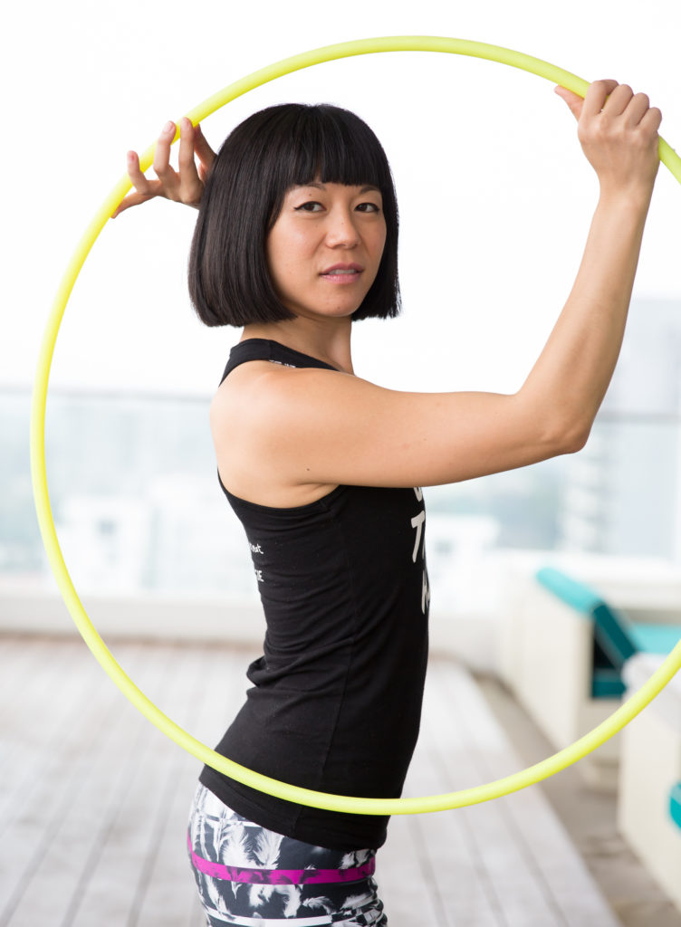 hula hoop retreat