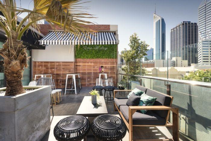 rooftop bar perth